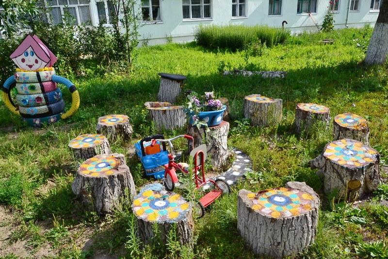 Поделки для двора и сада своими руками видео