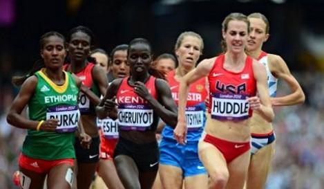 Елена Наговицына между США и Кенией