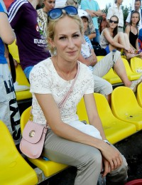 Кристина Савицкая. Фото А. Егорова