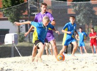 пляжный футбол шумерля