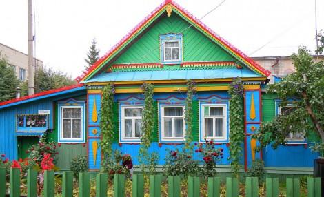Уютное семейное гнездышко Даниловых по адресу ул. Ленина, 53 в Козловке