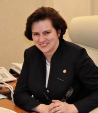 Алла САМОЙЛОВА, вице-премьер, министр здравоохранения и социального развития Чувашии