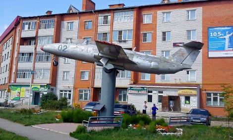 Л-29 в Ядрине