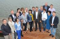 Глава Чувашии Михаил Игнатьев встретился с главными редакторами печатных и электронных СМИ