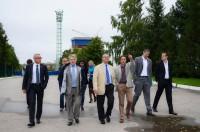 В Чебоксарах побывала оценочная комиссия Европейской легкоатлетической ассоциации (ЕАА)