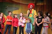 Детский концерт в рамках акции  «Май – месяц  милосердия»,  проведенной ОАО  «Ядринмолоко».