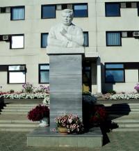 Памятник Святославу Федорову в Чебоксарах. Фото М. Ивановой