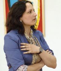 Анастасия Григорьева, искусствовед