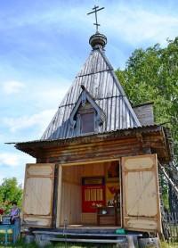 Памятник павшим в годы Великой Отечественной войны в с. Шадриха Порецкого района