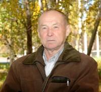 Аркадий Айдак. Фото В. Романова.