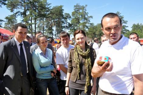 """IV межрегиональный образовательный форум """"МолГород"""". Фото О. Мальцева."""