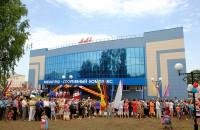 Физкультурно-спортивный комплекс (ФОК) «Аль» в селе Янтиково