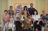 Полвека рука об руку Евгений Павлович и Нина Гавриловна Шалаевы