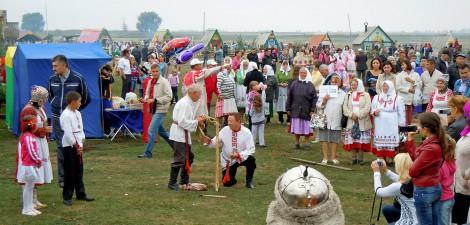 400-летие села Лащ-Таяба Яльчикского района