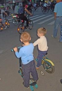 Велопробег в Чебоксарах <br> Фото А. Егорова