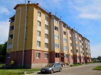 40-квартирный дом от ЗАО МСО «Вурнарская». Фото И. Герасимова