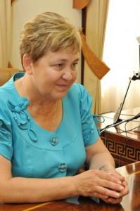 Сенатор от Чувашии Галина Николаева