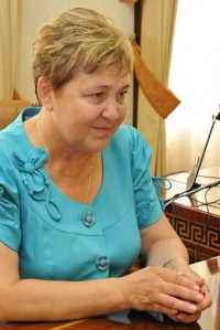 Представитель исполнительной власти Чувашии в Госсовете РФ Галина Николаева