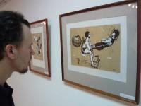 Выставка «Три недели печатной графики»