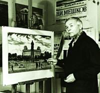 Народный художник России, заслуженный художник Чувашии Владимир Мешков