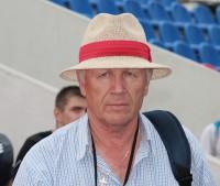 Тренер Михаил Павлович Кузнецов. Фото О. Игнатьевой