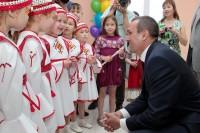 """Открытие детского сада """"Эрудит"""""""