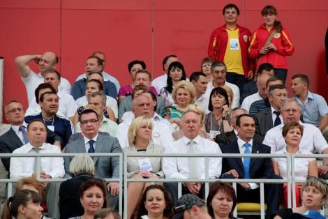 IX Всероссийские сельские летние спортивные игры