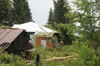 Ураган в Марпосадском районе