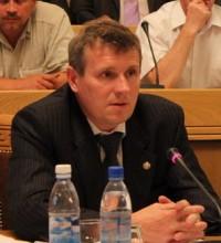 И. о. руководителя Минэкономразвития<br />А. Быченков