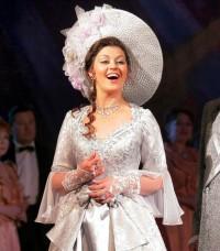 Солистка Чувашского театра оперы и балета Маргарита Финогентова