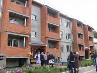 новый дом в Ядрине