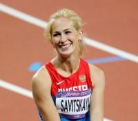 Кристина Савицкая. Фото www.runners.ru