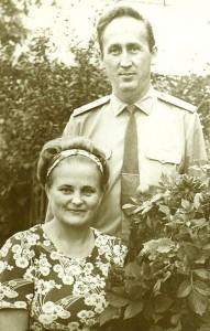 Владимир Геннадьевич и Антонина Михайловна Алексеевы.