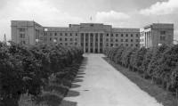 Дом советов, г. Чебоксары, 1957 г.