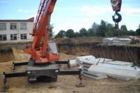 Строительство детского сада в с. Токаево Комсомолького района