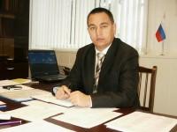Глава администрации Янтиковского района Юрий Васильев