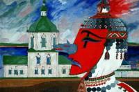 Выставка работ художников Чувашии «Мир солнечной Чувашии»