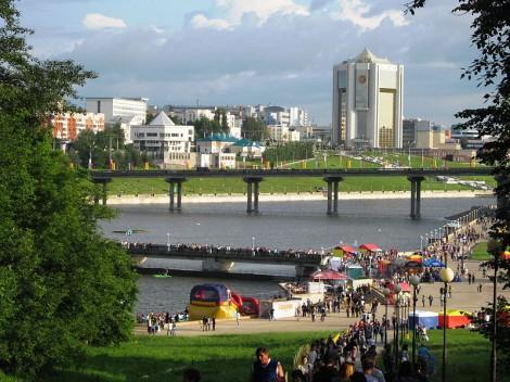 день города Чебоксары 2012